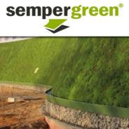 Sempergreen: groene daken en gevels